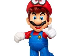 "World of Nintendo 4"" Odyssey Mario"