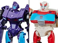 Transformers: Cyberverse Scout Wave 3 Set of 2 Figures