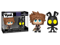 Kingdom Hearts III Vynl. Sora + Shadow Heartless