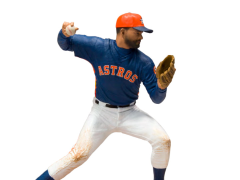 MLB: The Show 19 Jose Altuve (Houston Astros)