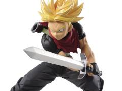 Super Dragon Ball Heroes Transcendence Art Vol.5 Super Saiyan Trunks
