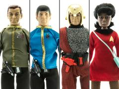 "Star Trek: The Original Series Set of 4 Mego 8"" Figures"