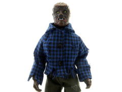 "Face of the Screaming Werewolf Wolfman 8"" Mego Figure"