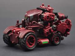 Multiabyss V-Link Mecha Defender + Construction (Red) 1/60 Scale Model Kit