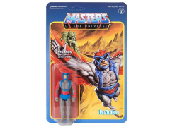 Masters of the Universe ReAction Stratos (Blue Beard Colorway) Power-Con 2018 Exclusive
