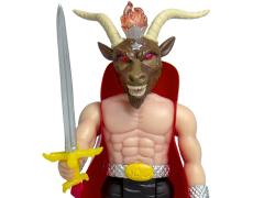 Slayer ReAction Minotaur Figure