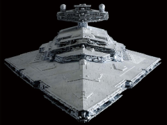Star Wars Star Destroyer (A New Hope) 1/5000 Scale Model Kit