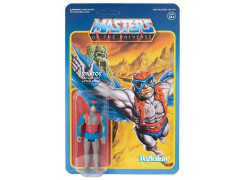 Masters of the Universe ReAction Stratos (Reverse Colorway) Power-Con 2018 Exclusive
