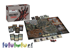 Risk: Call Of Duty: Black Ops Zombies Edition