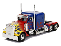 Transformers Hollywood Rides Optimus Prime 1/24 Scale Vehicle
