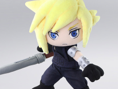 Final Fantasy VII Cloud Strife Action Doll