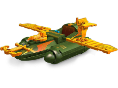 Masters of the Universe Mega Construx Probuilder Wind Raider Attack
