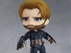 Avengers: Infinity War Nendoroid No.923-DX Captain America