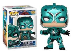 Pop! Marvel: Captain Marvel - Yon-Rogg