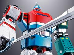 Six God Combination God Mars Soul of Chogokin GX-40R Box Set