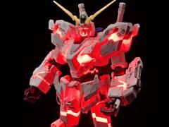 Gundam RG 1/144 RX-0 Unicorn Gundam (Destroy Mode) Ver.TWC Exclusive Lighting Model Kit
