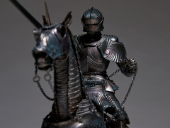 KT Project KT-027 Takeya Shiki Jizai Okimono Kitaro 15th Century Gothic Equestrian Armor (Bronze)