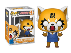 Pop! Sanrio: Aggretsuko- Aggretsuko(Rage)
