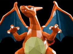 Pokemon POLYGO Charizard