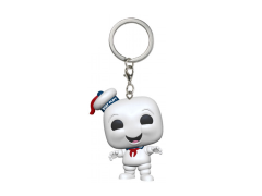 Pocket Pop! Keychain: Ghostbusters - Stay Puft Marshmallow Man (Ver. 2)