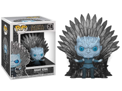 Pop! Deluxe: Game of Thrones - Night King on Iron Throne