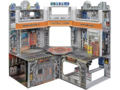 Space Base Foldable Playset