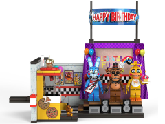 Five Nights at Freddy's The Toy Stage Large Construction Set