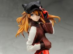 Evangelion Asuka Langley Shikinami (Jersey Ver.) 1/7 Scale Figure