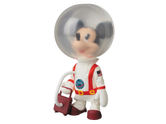 Disney Ultra Detail Figure No.488 Astronaut Mickey Mouse (Vintage Toy Ver.)