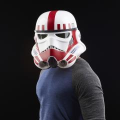 Hasbro Star Wars The Black Series Battlefront Imperial Shock Trooper 1//1 Helmet