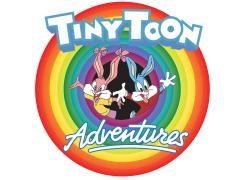 Tiny Toon Adventures Phunny Plucky Duck Plush