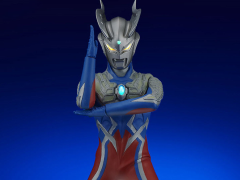 Ultraman Real Master Collection Plus Ultraman Zero Exclusive Statue