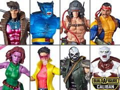 X-Men Marvel Legends Wave 4 Set of 7 Figures (Caliban BAF)