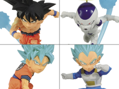 Dragon Ball Super World Collectable Diorama Vol.3 Set of 4 Figures