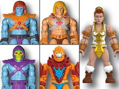 Masters of the Universe Mega Construx Heroes Battle for Eternia Five-Pack