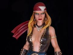 Arhian: Head Huntress Arhian (Pirate) 1/4 Scale Statue