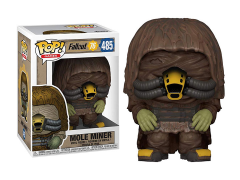 Pop! Games: Fallout 76 - Mole Miner