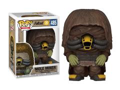 Pop! Games: Fallout 76- Mole Miner