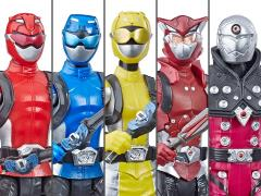 Power Rangers Beast Morphers Basic Wave 1 Set of 5 Figures