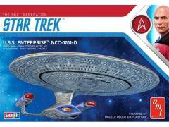 Star Trek: The Next Generation USS Enterprise-D 1/2500 Scale Model Kit