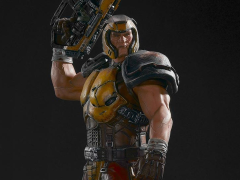 Quake Ranger Limited Edition Statue