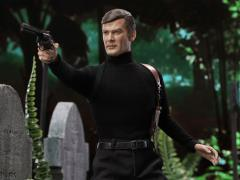Roger Moore 1/6 Scale Figure