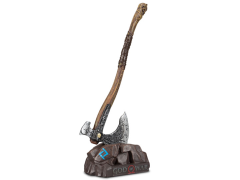God of War Mini Leviathan Axe Exclusive Replica Paper Weight