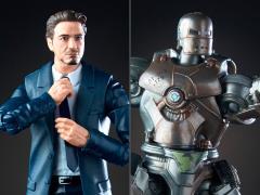 Marvel Studios: The First Ten Years Marvel Legends Tony Stark & Mark I Two-Pack