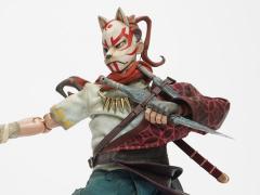 Inu & Saru Ninkyo Seiji 1/6 Scale Figure