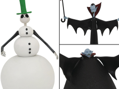 The Nightmare Before Christmas Select Series Wave 7 Set of 3 Figures