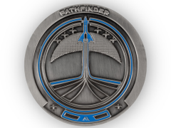 Mass Effect: Andromeda 2017 Exclusive Challenge Coin