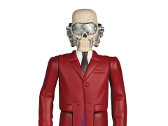 Megadeth ReAction Vic Rattlehead Figure