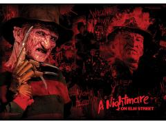 A Nightmare on Elm Street Freddy Krueger MightyPrint Wall Art