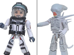 Alien: Covenant Minimates Tennessee & Neomorph Two-Pack